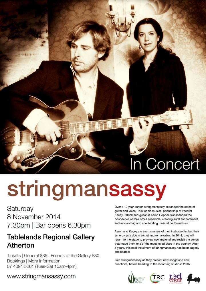 stringmansassy | Atherton | Nov 8